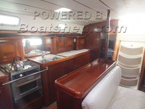 Beneteau 505  - Galley