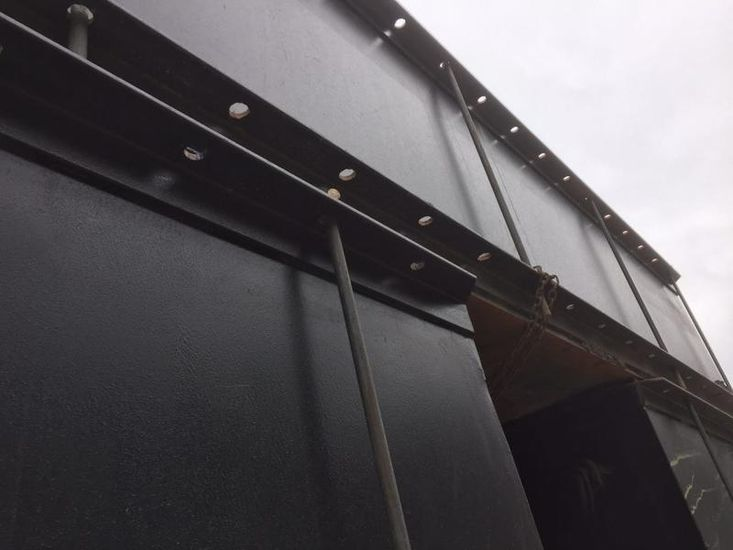 (6) New Sectional Barges Shugart Style 20 x 8 x 4