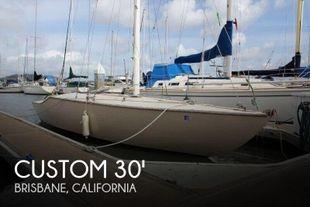 1938 Custom 30 San Francisco Bird Boat
