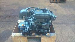 Yanmar 2GM20F Marine Diesel Engine Breaking For Spares