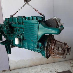 volvo penta marine engines from ships lifeboat