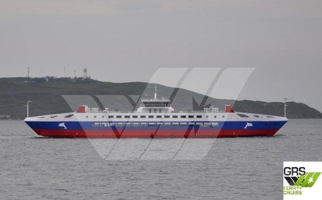 102m / 484 pax Passenger / RoRo Ship for Sale / #1089035