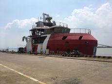 50mtr Emergency Response/ Rescue Vessel