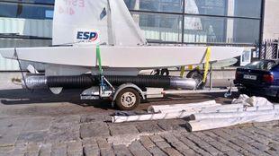 Star Boat SWE-7769 dinghy
