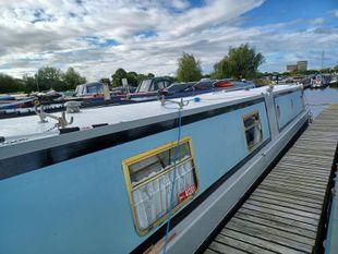 Recently refurbished 52' Trad Narrowboat