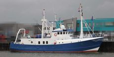 1968 OFFSHORE Guard - Chase - Utility - Support Vessel