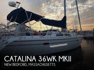 1996 Catalina 36WK MKII