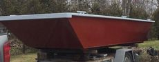"19' X 7'6 X 32"" New Steel Work Boat - Built to Order"