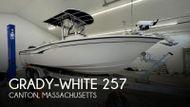 2004 Grady-White 257 Advance