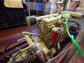 Dutch Barge 23m  - Engine