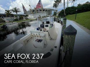 2004 Sea Fox 237