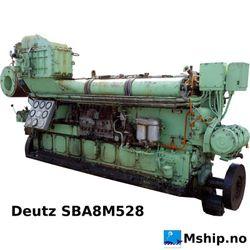 Deutz SBA 8M 528
