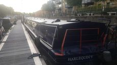 70ft x 12.5ft Widebeam with London Mooring