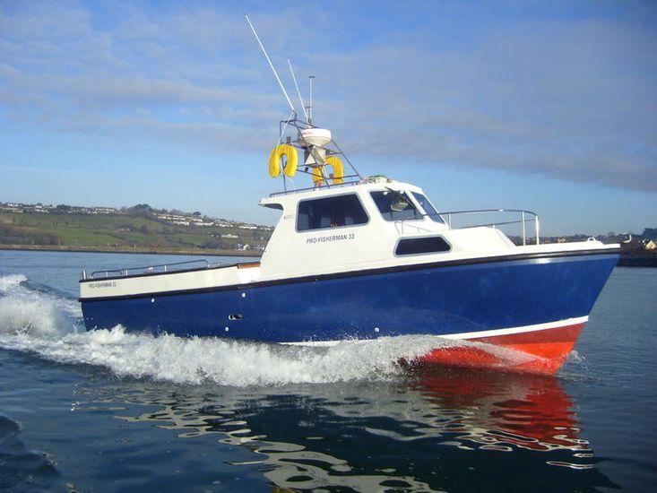 New Pro Fisherman 33 (available kit form)
