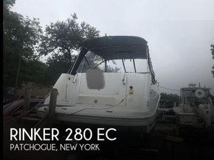2009 Rinker 280 EC