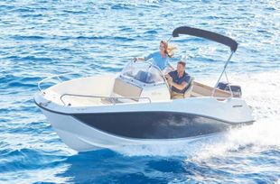 2022 Quicksilver Activ 555 Open
