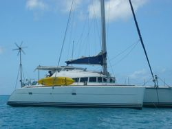 Lagoon 410 Catamaran - Charter