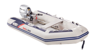 NEW HONWAVE T27IE3 IN STOCK AT FARNDON MARINA