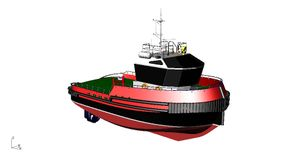 Mult Purpose Tugboat