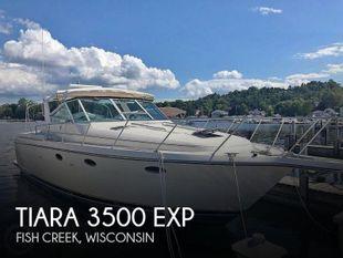 1996 Tiara 3500 EXP