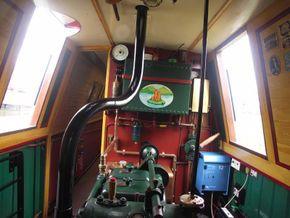 Engine Room Fwrd