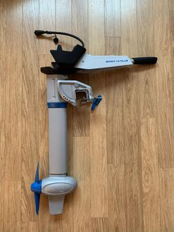 Epropulsion Spirit 1.0 electric outboard (nearly new)
