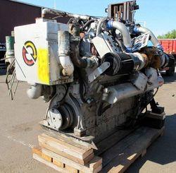 800 HP DETROIT DIESEL 12V149 MARINE ENGINE