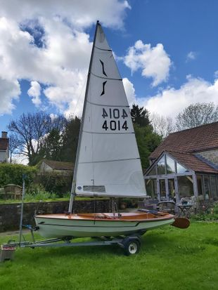 Solo 4014 by Severn Sailboats - SOLD