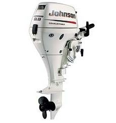 Johnson 9.9 HP