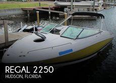 2007 Regal 2250