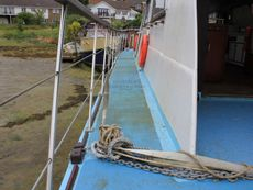 1980 Houseboat purpose built 20m