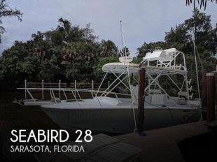1972 Seabird Bimini Express 28