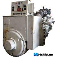 Cummins VTA28G1 generator set 625 kWA