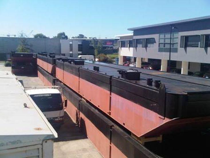 Module Pontoon Barges