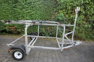 Mersea Double Stacker Trailer