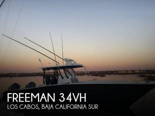 2016 Freeman 34VH