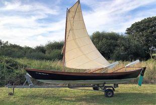 1990 Classic Yacht John Kerr Dipping Lug