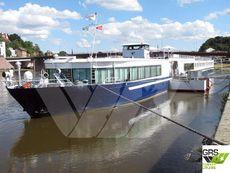 110m / 90 pax Accomodation Vessel for Sale / #1117308