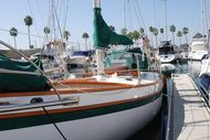 True Blue Water Sailing Yacht