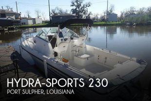 2004 Hydra-Sports 230 WA Lightning Series