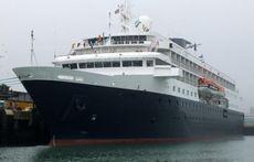 435' Luxury Cruise Ship