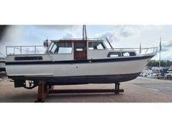 Auction:  Van der Torrekruiser 1000 GSAK motor yacht