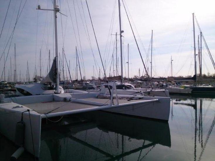 2009 Custom Sailing Catamaran