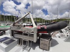 Vedette Customs'boat surveillance, assistance, yacht, transport,cruise