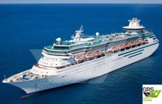 NEW PRICE // 268m / 2.744 pax Cruise Ship for Sale / #1038279