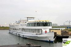 PRICE REDUCED // 87m / 144 pax Cruise Ship for Sale / #1089634