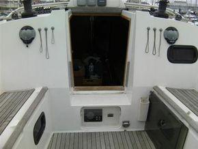 Cockpit fwd