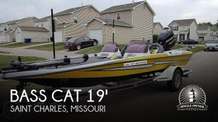 2014 Bass Cat Pantera II Advantage Elite DC