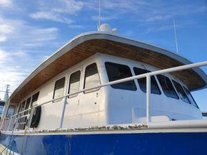 Sutton Trawler Yacht  - Coachroof/Wheelhouse