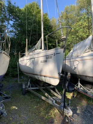 Beneteau First 24 with Mooring Lake District